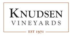 Knudsen Vineyards Logo